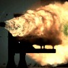 U.S. Navy Test Fires Sci Fi Rail Gun Weapon