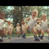 Evian Roller Babies Disturbingly Weird
