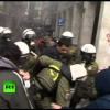 Chaos In Greece, Athens Is Burning