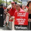 Striking Verizon workers cutting phone lines, FBI investigates