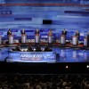 Highlights from Republican Debate in Arizona, Santorum and Romney go at it