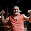 Ripped former Mr. Universe turns 100 years old, wrinkles and all