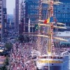 Baltimore celebrates 1812 bi-centennial with tall ships