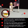 New evidence shows moon landing was a hoax!