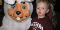 Easter Bunny, You Scare Us