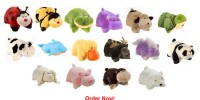 2010 Hot Holiday Toy List From Toys R Us, Pillow Pets Must Have