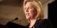 Kirsten Gillibrand Named Hottest Senator By Harry Reid