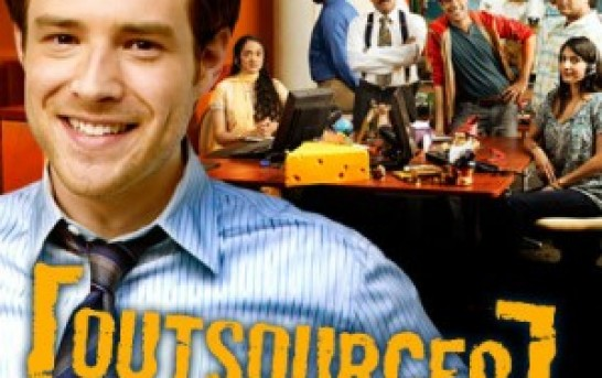 """NBC Debuts New Fall Series """"Outsourced"""", Some Scream Racism"""