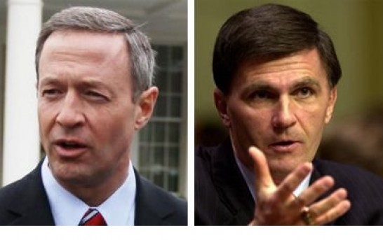 Washington Post O'Malley and Ehrlich Second Debate Video