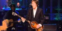 Paul McCartney Lights Up Saturday Night Live SNL