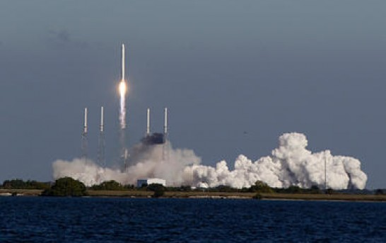 SpaceX Dragon Capsule To Be Launched Today From Cape Canaveral