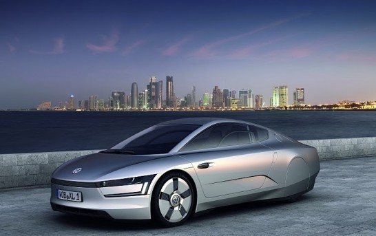 Car Of The Future, 260 MPG Volkswagen XL1