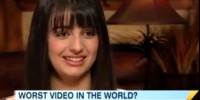 "Rebecca Black's Horrible ""Friday"" Gets 29 Millions Views on YouTube"
