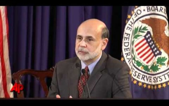 Federal Reserve's Bernanke Promises To Be More Open About U.S. Economy