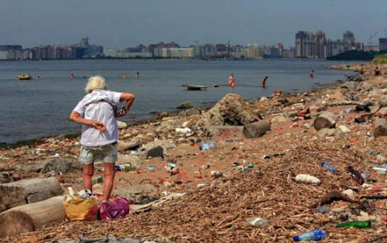A List of The Dirtiest Beaches You Should Avoid This Summer