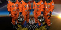134 Shuttle launches in 134 seconds as Space Shuttle Mission Ends