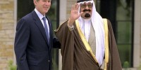 Wikileaks reveals King Abdullah was popping Viagra at 92