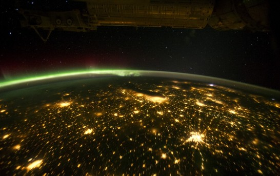 Southern U.S. sees spectacular northern lights as aurora goes south