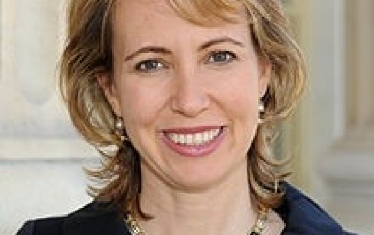 Gabrielle Giffords resigning from congress this week