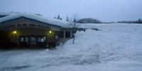 Remote town in Alaska buried under 18 feet of snow, some residents trapped