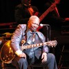 No blues for President Obama, sings with B.B. King at White House party