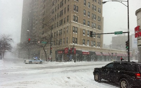 Storm to dump 4-6 inches of snow in Chicago