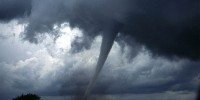 Should people really be driving into tornadoes for the thrill of it?  Oklahoma City hit hard today