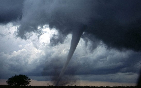 Army of tornadoes blast through Midwest killing 9 leaving thousands in the dark