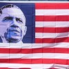 Veterans get American flag taken down that showed Obama's face