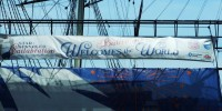Locations of Tall Sailing ships in downtown Baltimore for 1812 celebration