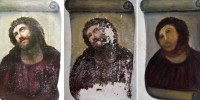 Restoration of church masterpiece goes horribly wrong