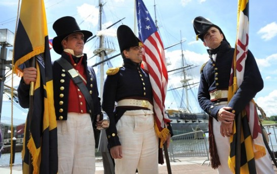Celebrate Defenders Day this weekend downtown at Fort McHenry