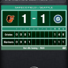 Testing out Siri's sports scores feature in iOS 6