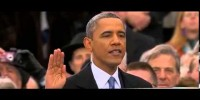 President Obama mangles oath of office during public swearing in