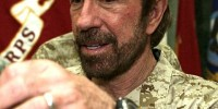 Chuck Norris has shaved his beard, the world will end now