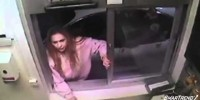 Woman goes insane at drive thru due to lack of chicken