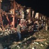 Fertilizer plant explosion in West, Texas levels houses number of dead not known