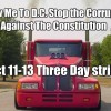 National Guard will not shut down I-495 in response to Trucker protest against shutdown Friday