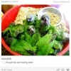 Senegal Parrot salad anyone?