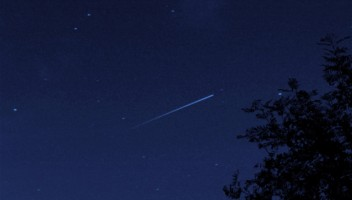 New meteor shower to be called Camelopardalids tonight if all goes well