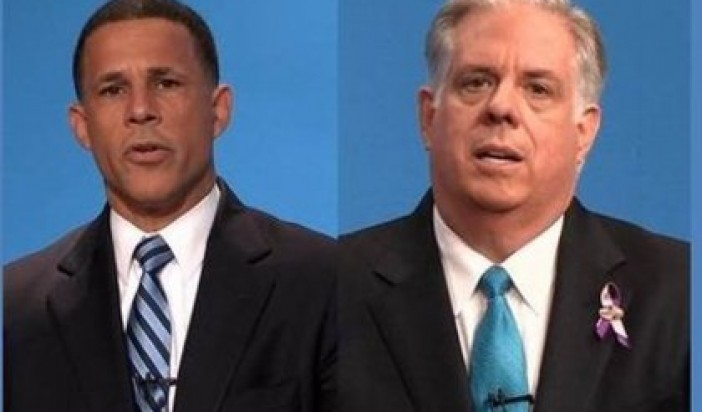 Hogan comes out strong over Brown in third and final debate before Maryland gubernatorial election