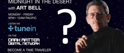 Is Art Bell gone from radio for good this time?