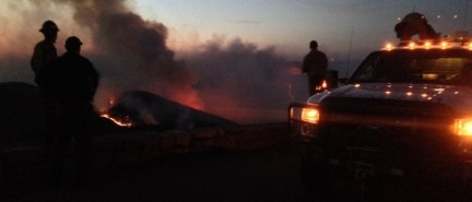 Shenandoah National Park fire still spreading officials hope to stop it by Saturday
