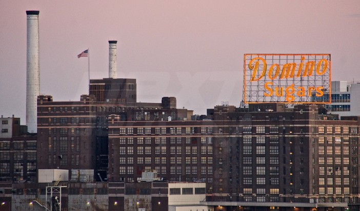 Baltimore is a sweet city, the iconic Domino's sugar factory