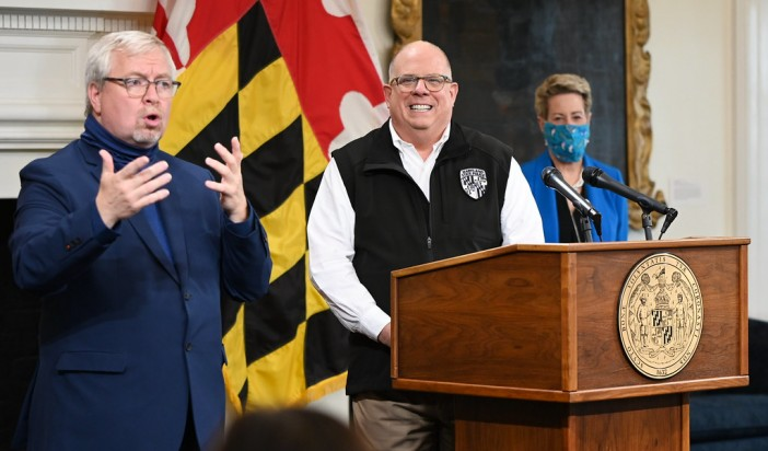 Maryland lifts stay at home order after months of fighting coronavirus pandemic