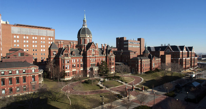 Johns Hopkins Baltimore Hospital