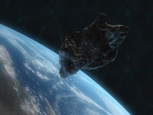 Asteroid Near Miss