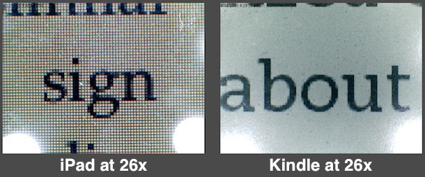 ipad-vs-kindle-screen from OSX daily