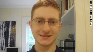 Tyler Clementi's Picture From Facebook