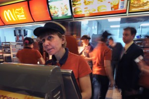 McDonald's is in the Obama adminstration's crosshairs